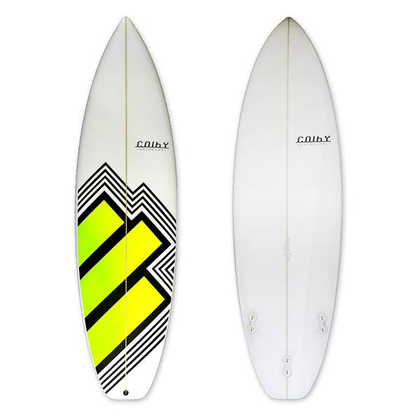 Colby Wicked Genie Surfboard