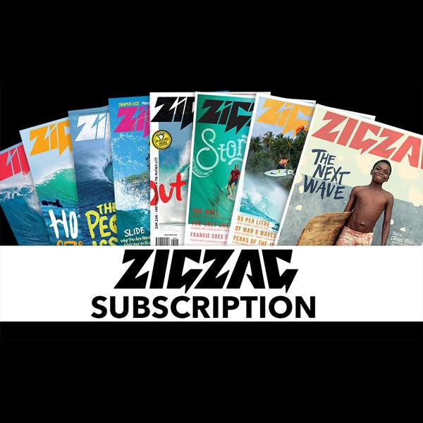 Zigzag Surfing Magazine - Super User subscription