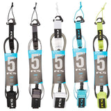 FCS 5' Comp Essential Leash