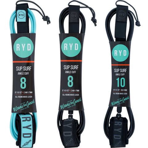 Ryd SUP Ankle Leashes