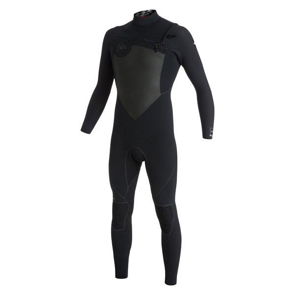 Quiksilver - Ag47 Performance 4.2Mm Chest Zip Fullsuit