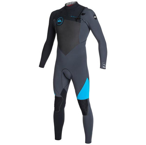 Quiksilver Mens Ag47 Performance 2.2Mm C/Z Full Wetsuit