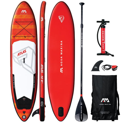"Aqua Marina Atlas 12'0"" Stand Up Paddleboard"