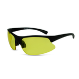 BondiBlu Sunglasses - Black & Yellow