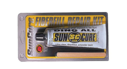 Farking Sun Cure polyester resin 3.75 oz