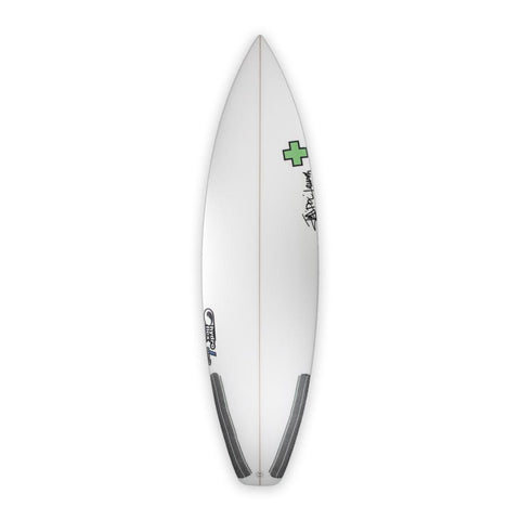 Jeff Doc Lausch F Money Surfboard