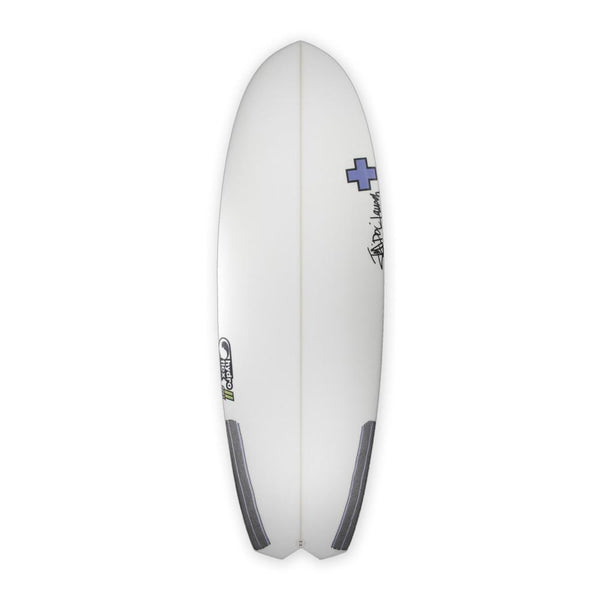 Jeff Doc Lausch Flying Turtle Surfboard