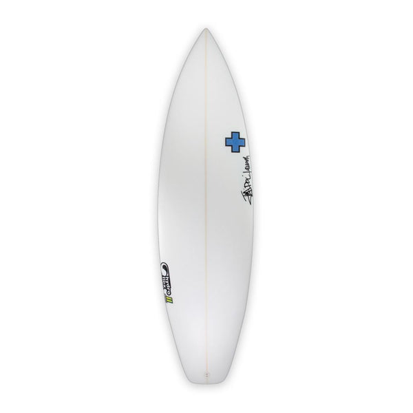 Jeff Doc Lausch New Buddy Surfboard