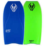NMD 360 Progression Accelerator Bodyboard - Blue / Green