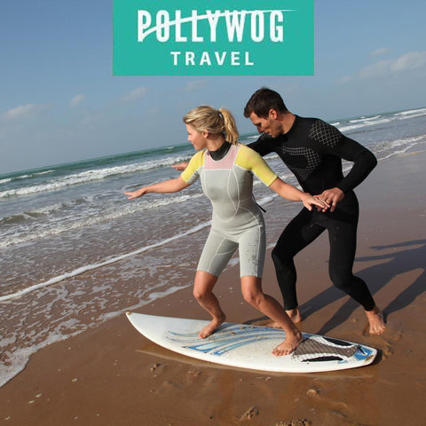 Learn To Surf - KZN South Coast Package
