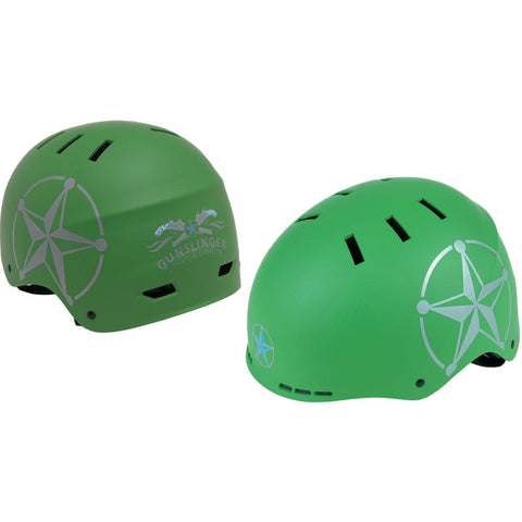 Green Gunslinger Helmet