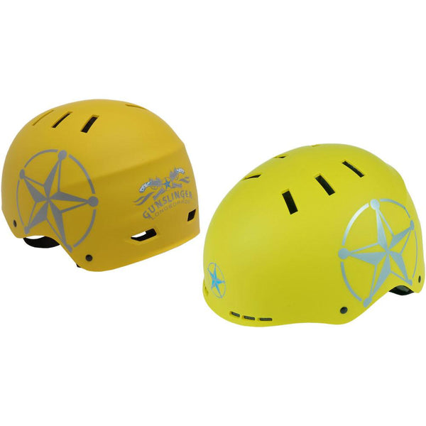 Yellow Gunslinger Helmet