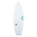 Rusty Heckler Surfboard