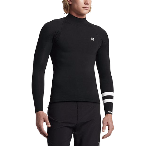 Hurley Fusion 101 Jacket Wetsuit - Black