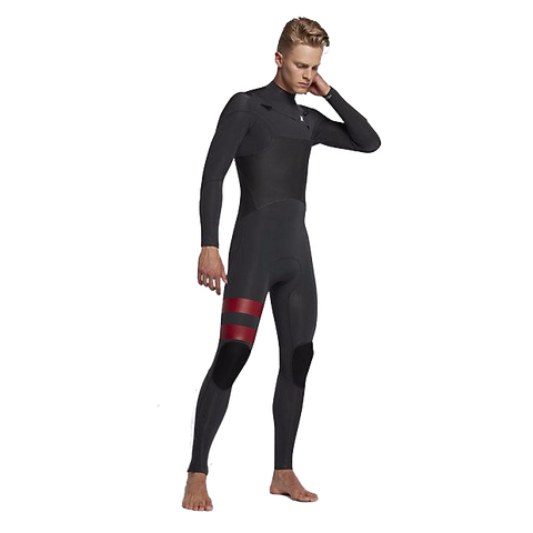 Hurley Advantage Plus 4/3mm Wetsuit - Anthracite