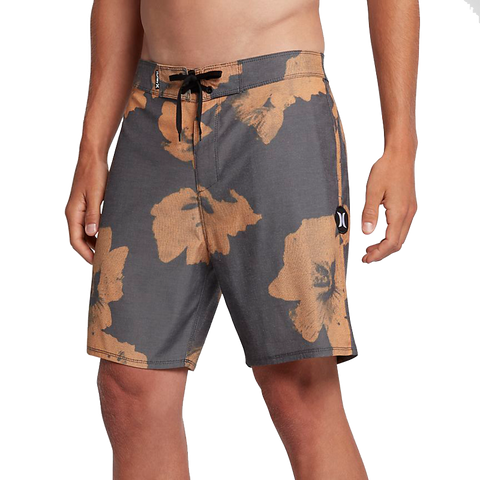 Hurley Beachside Swarm Boardshorts - Orange