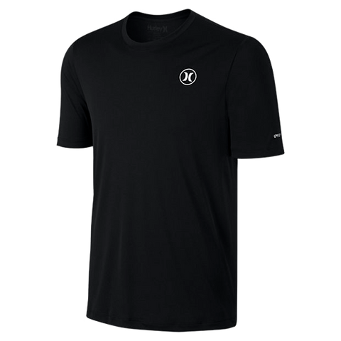 Hurley Dri-FIT Icon Rash Vest - Black