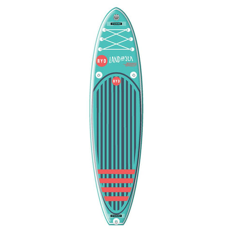"Ryd Menlo 11'2"" Inflatable Stand Up Paddleboard"