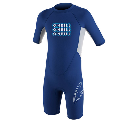 O'Neill Toddler Reactor Spring 2mm Short Sleeve Wetsuit