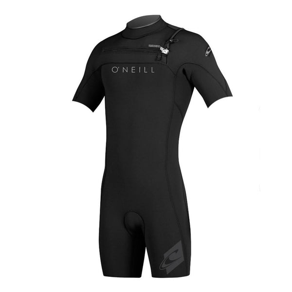 O'Neill Men's Hyperfreak Fuze 2mm Short Sleeve Spring Wetsuit