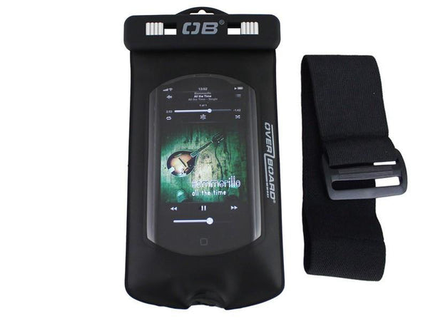 Overboard Waterproof pro-Sport - MP3 Case - Black