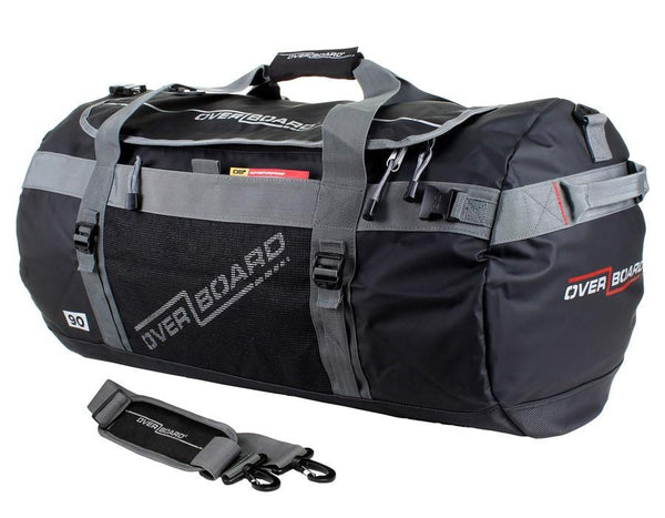 OverBoard Adventure 90 Waterproof Duffel/Backpack - black