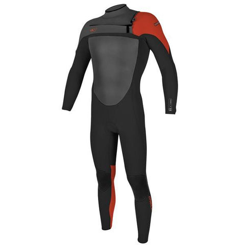 O'Neill - Men's Superfreak Fuze 4.3mm Long Sleeve Steamer