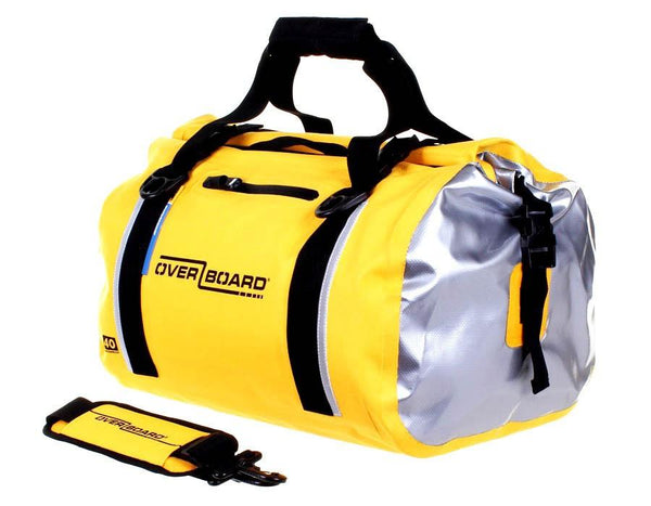 Overboard Classic - 40 Litre Waterproof Duffel - Yellow