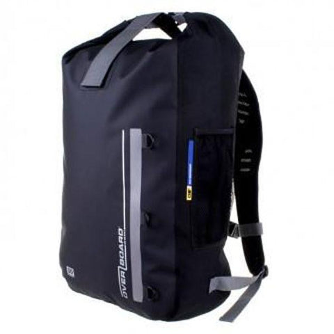 OverBoard 30 Litre Waterproof Classic Backpack - Black