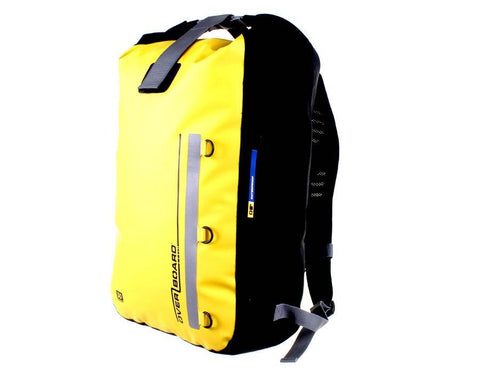Overboard 30 Litre Waterproof Classic backpack - Yellow