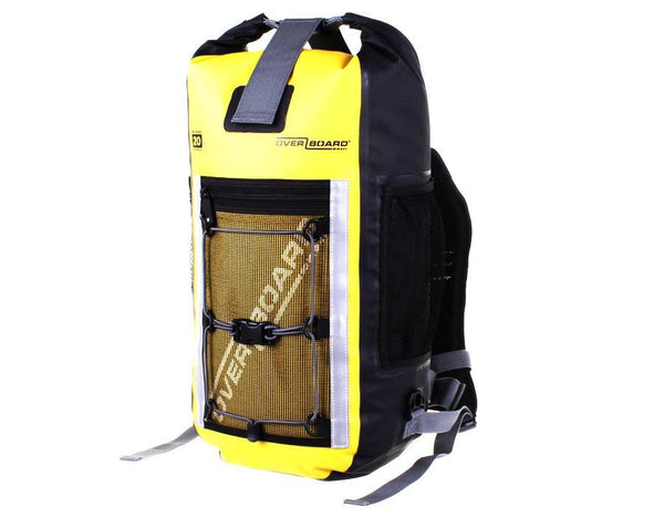 Overboard Pro-Sports - 20 Litre Waterproof Backpack - Yellow
