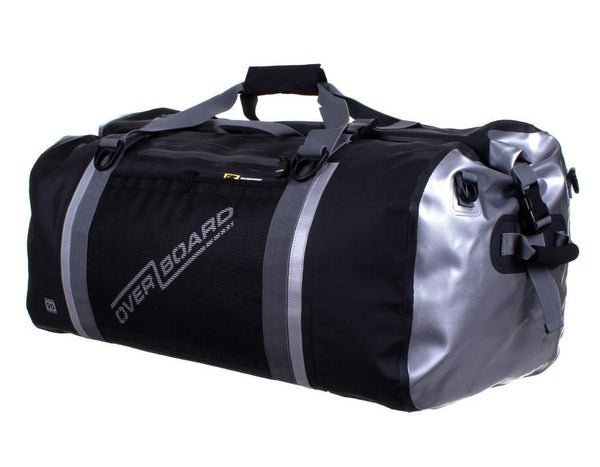 Overboard Pro-Sports - 90 Litre Waterproof Duffel - Black