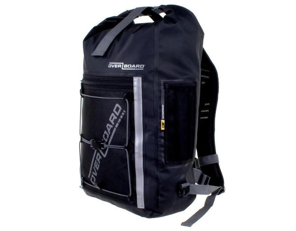 Overboard Pro-Sports - 30 Litre Waterproof Backpack - Black