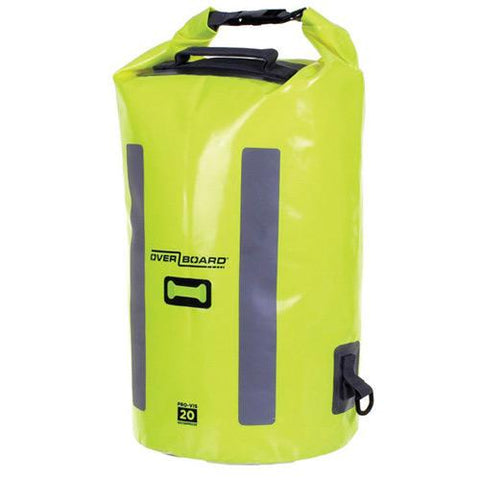 Overboard 20L Pro Vis Dry Tube - Yellow
