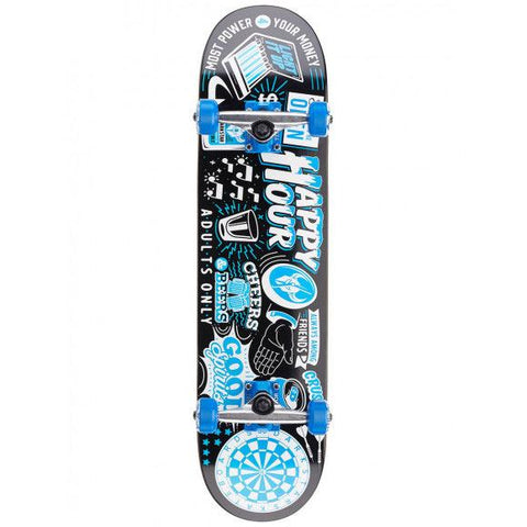 Darkstar - 7.875 Onward Skateboard - Ice / Blue