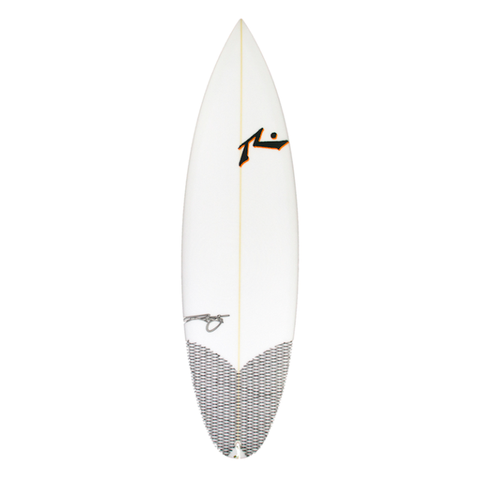 Rusty 4F Surfboard