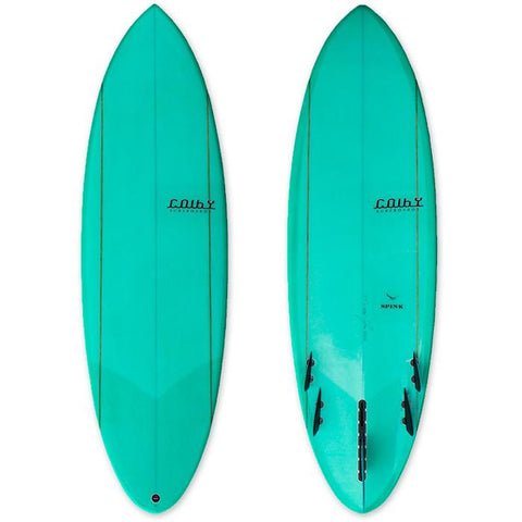 Colby Spinka Surfboard
