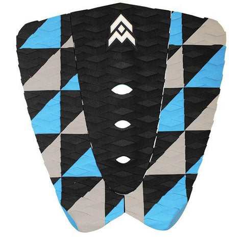 Aerial Material Grip Nate Traction Pad - Blue Pattern