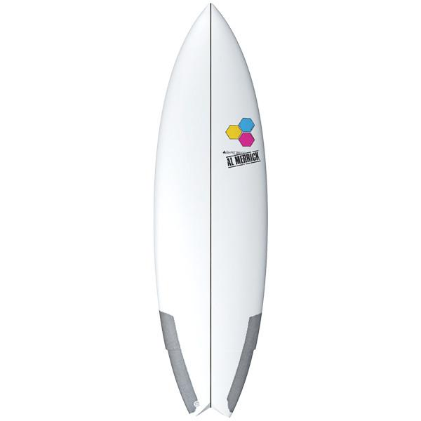 Channel Islands Weirdo Ripper Surfboard - Great For Summer!