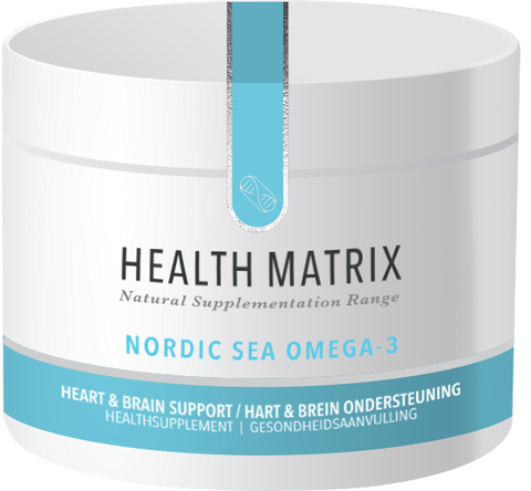 Health Matrix Nordic Sea Omega-3