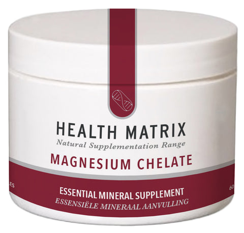 Health Matrix Magnesium Chelate (ON PROMOTION!)