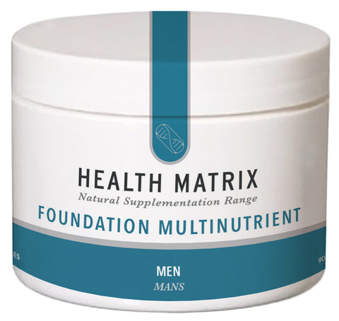 Health Matrix Foundation Multinutrient for Men (Temporarily out of stock)