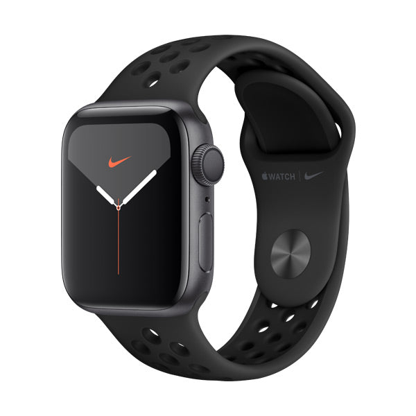 Apple Watch Nike Series 5 Space Grey Aluminium Case with Anthracite/Black Nike Sport Band (GPS + Cellular)