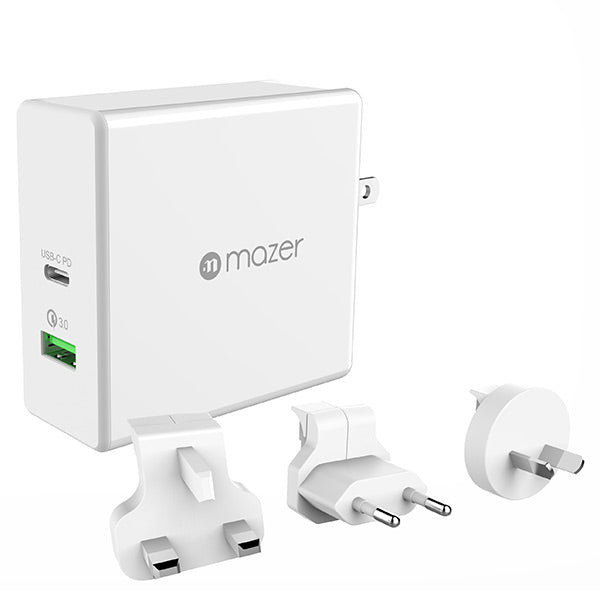 Mazer Energ Travel Charger 48W