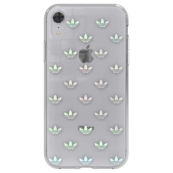 newest collection 70943 d6548 Adidas iPhone XR Trefoil Snap Case