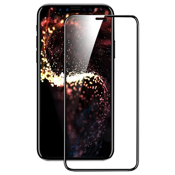 Mocoii iPhone XR 2.5D Full Cover Tempered Glass