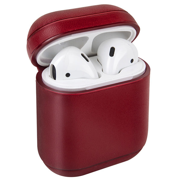 Uniq Terra AirPods Leather Snap Case