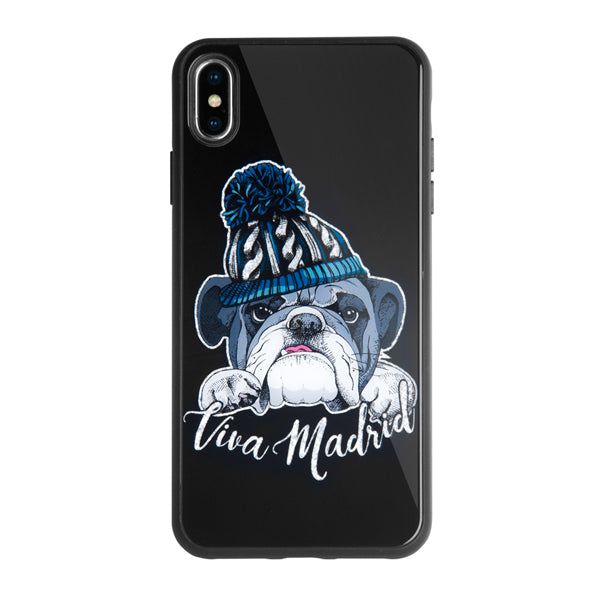 Viva iPhone XS Calle Back Case