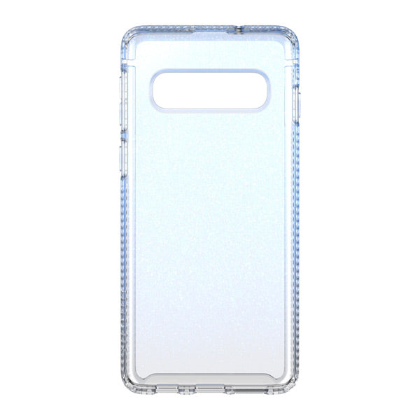 Tech21 Samsung Galaxy S10 Pure Shimmer Back Case