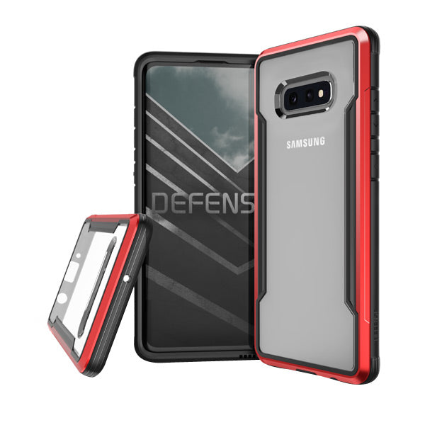 x-doria Samsung Galaxy S10e Defense Shield Back Case